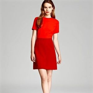 Marc by Marc Jacobs Color Block Twill Dress